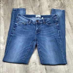 BKE Payton Skinny medium wash jeans 27x31.5